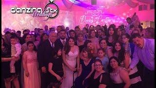 David & Carla's Wedding 6/4/16 at La Luna Banquet Hall in Los Angeles