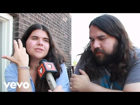 The Magic Numbers - Toazted Interview (part 6)