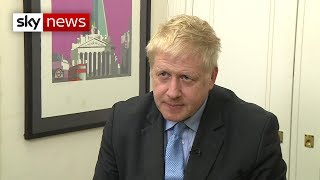 Boris Johnson: A May-Corbyn Brexit will leave voters 'short-changed'