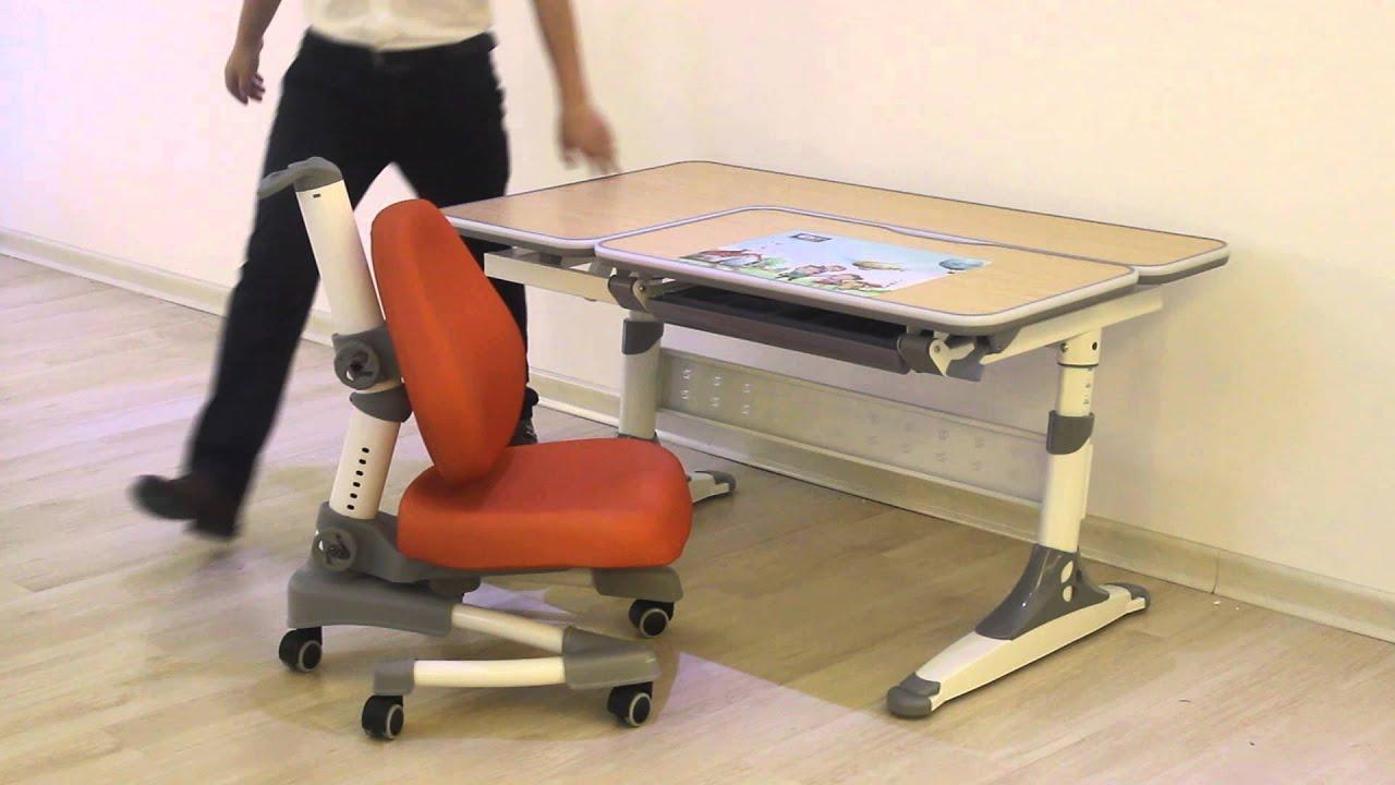 Ergonomic Chair Joe Rogan Wooden Glider Cushions Desk W The Truly
