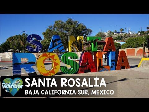 Exploring Santa Rosalía, Mexico