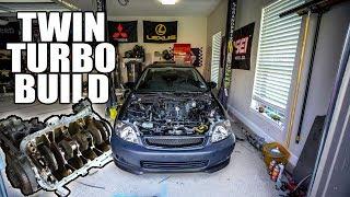 twin-turbo-civic-d16-motor-build-update