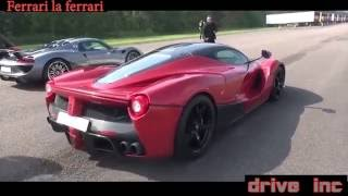 porsche 918 spyder vs mclaren p1 vs laferrari drag race. Black Bedroom Furniture Sets. Home Design Ideas