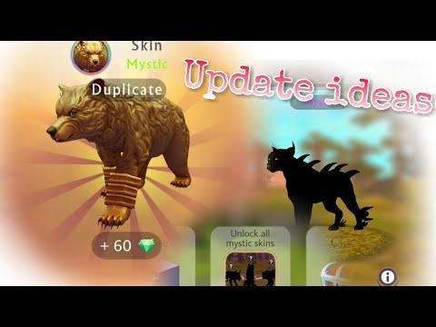 WildCraft Update Idea: Mystic Cheetah Skin, Getting A Gem And More
