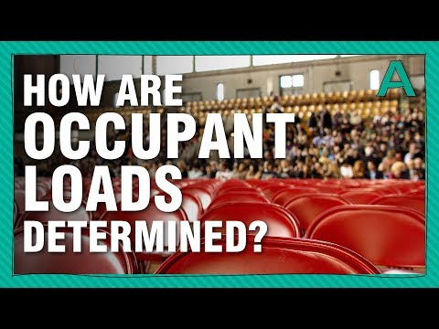 How Are Building Occupant Loads Determined? | ARTiculations