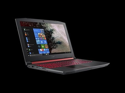 Acer Nitro 5 (Ryzen 7 - 2700U, Radeon RX 560X, FHD) Laptop