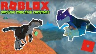 Roblox Dinosaurier Simulator Weihnachten - ich bin ZURÜCK! + GAL BARO CHRISTMAS GIVEAWAY!!