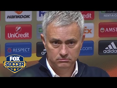 Manager Jose Mourinho says Manchester United are in trouble | FOX SOCCER