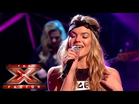 Louisa Johnson covers Justin Bieber's Love Yourself | Live Week 5 | The X Factor 2015