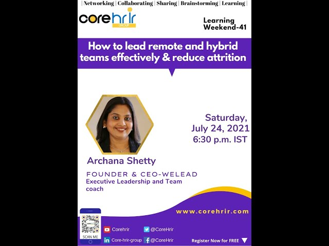 How to Lead Remote and Hybrid Team Effectively and Reduce Attrition