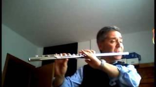 G. P.Telemann Fantasia 10 in f#  TWV 40:4 A tempo giusto