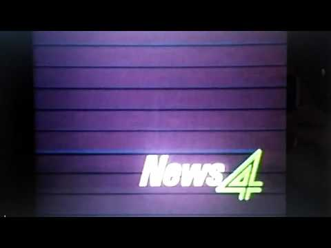 WDIV-TV - Detroit - News Open (1982)