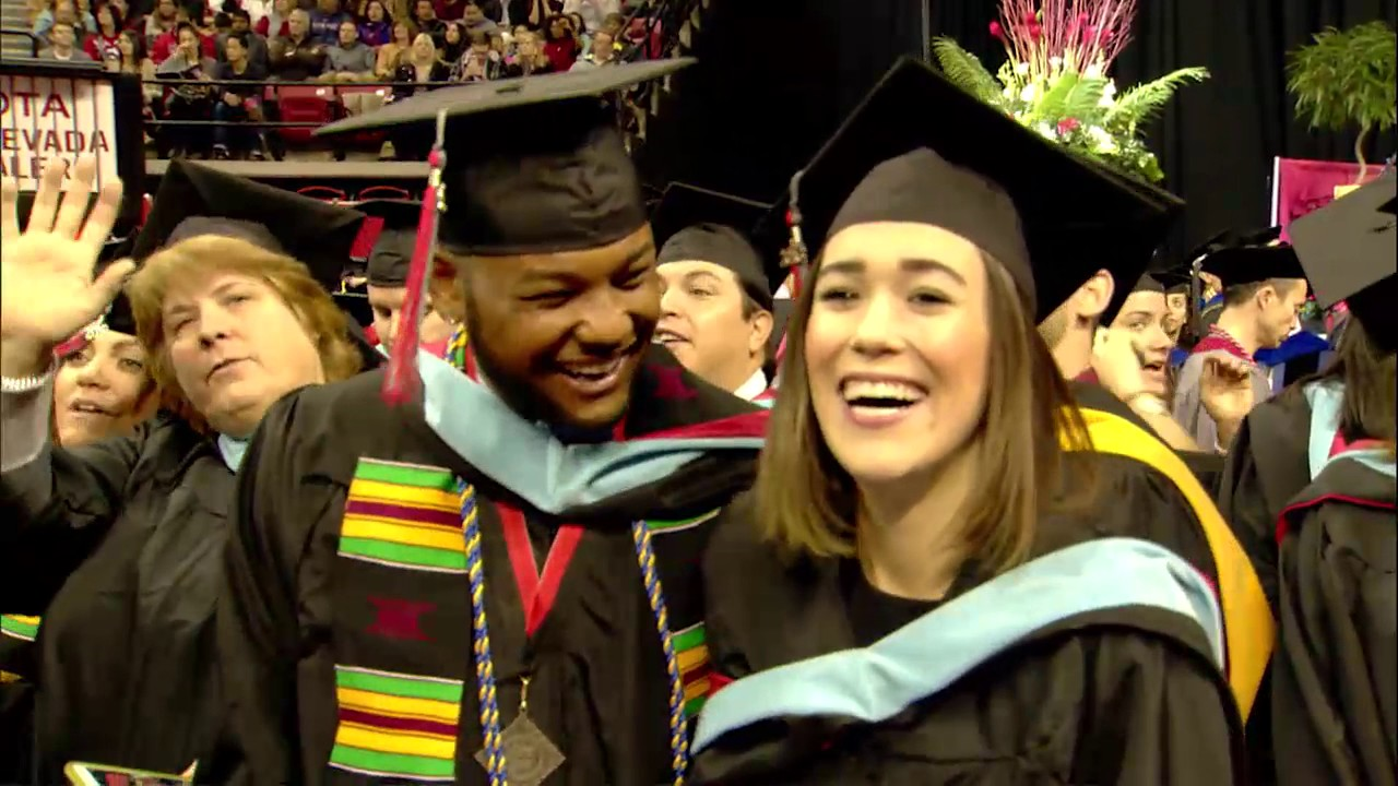 UNLV Winter Commencement 2016 - YouTube