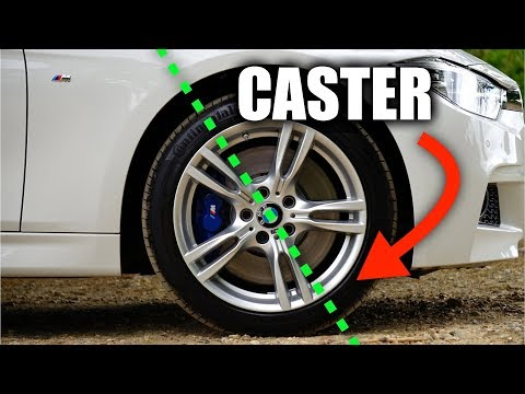 What Is Caster? Wheel Alignment