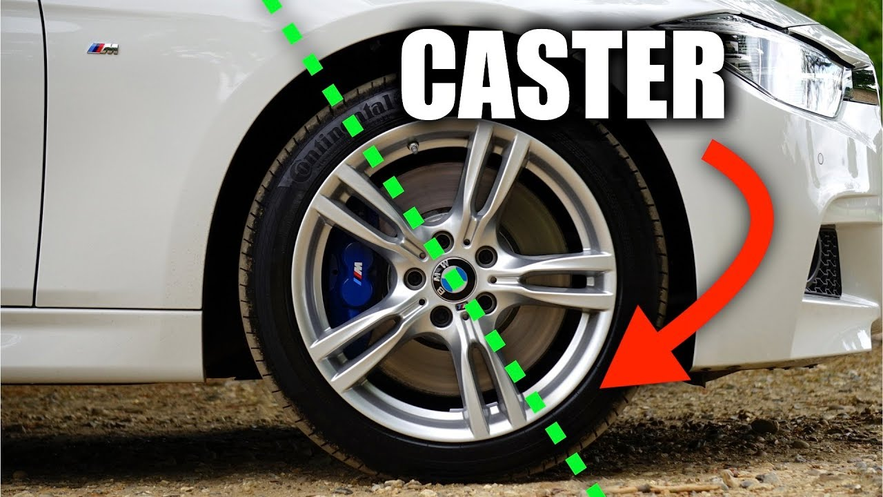 What Is Caster Wheel Alignment Youtube Diagram Of 1986 Mercruiser 32006876 Power Steering Cylinder