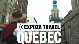 Ville de Québec Vacation Travel Video Guide
