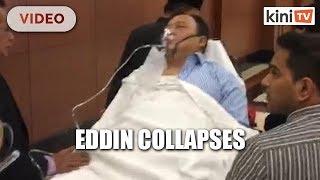 Deputy minister collapses in Dewan Rakyat