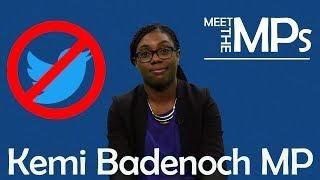 E17: Kemi Badenoch MP - #MeetTheMPs