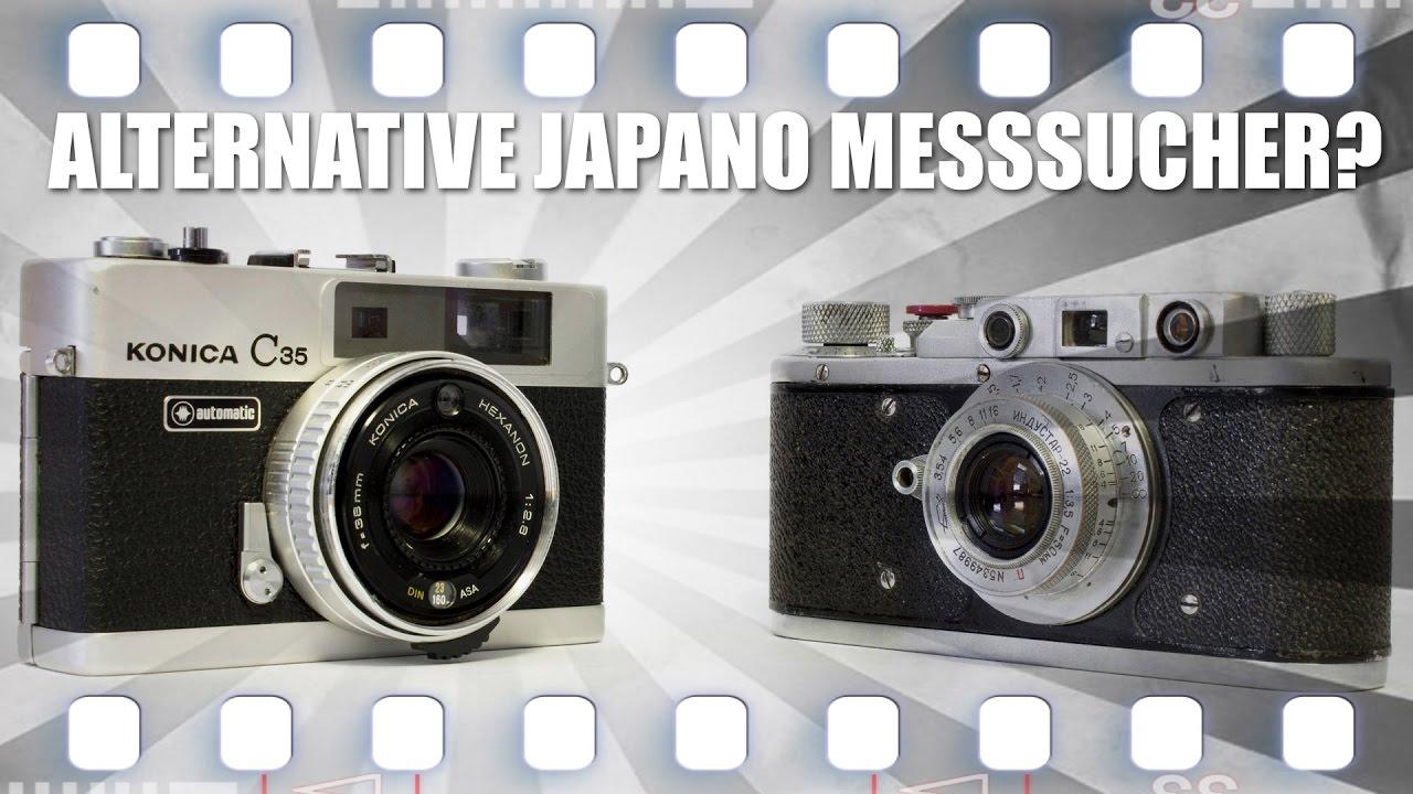 Leica Cl Entfernungsmesser Justieren : Japanische messsucher kameras als zorki fed ersatz? 🎞 flanell