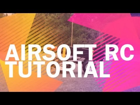 Airsoft RC Car Hack
