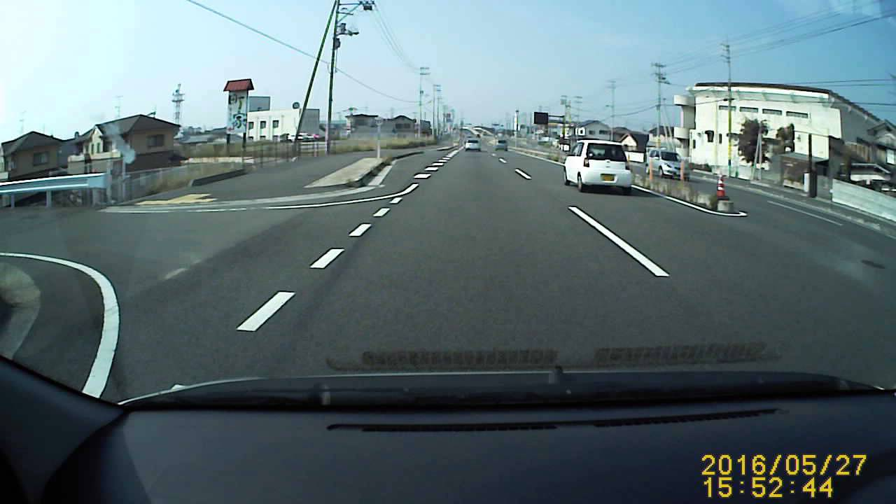 【恐怖映像】愛媛県の男子中学生がいきなり甥団歩道を渡ってくる自殺未遂!?映像