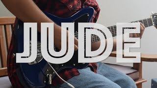 Allen Eden Guitars Warehouse Sessions : JUDE