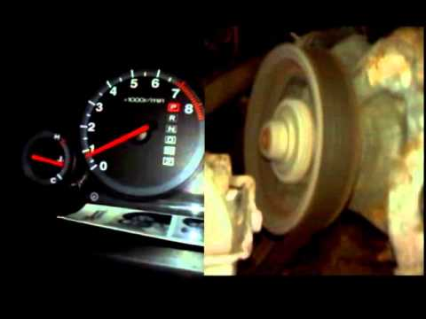 honda civic sputtering issue
