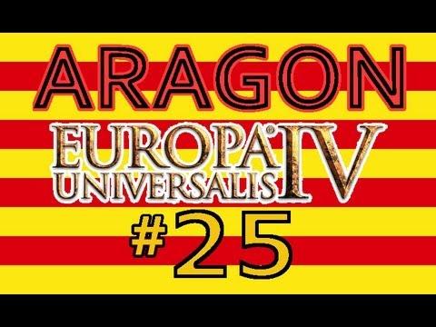 Europa Universalis 4 IV - Aragon 25