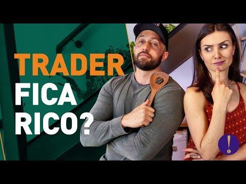 TRADER FICA RICO?| Ele era ambulante e virou investidor profissional! Feat João Homem