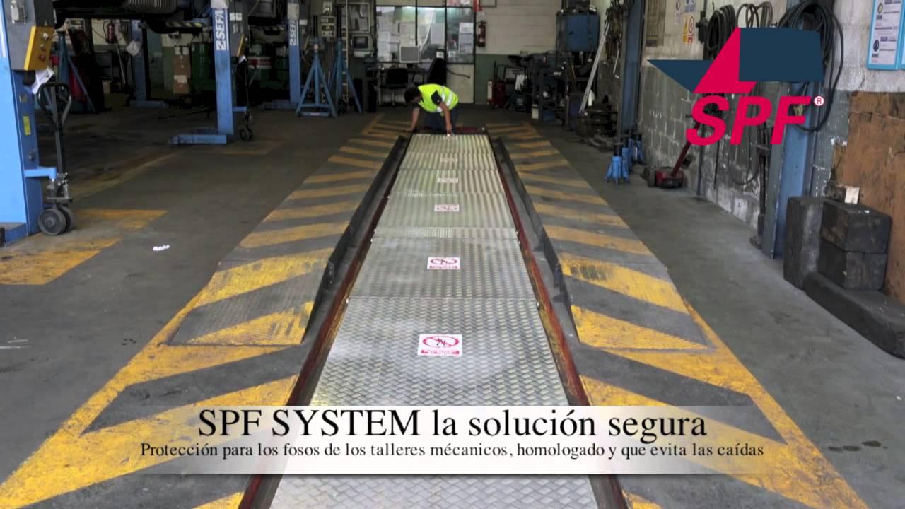 Spf System La Soluci U00f3n Segura Y De Protecci U00f3n Para Los