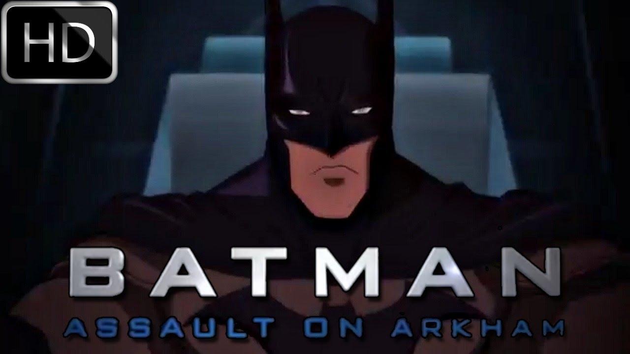 Download Batman Assault on Arkham: Official Trailer! HD