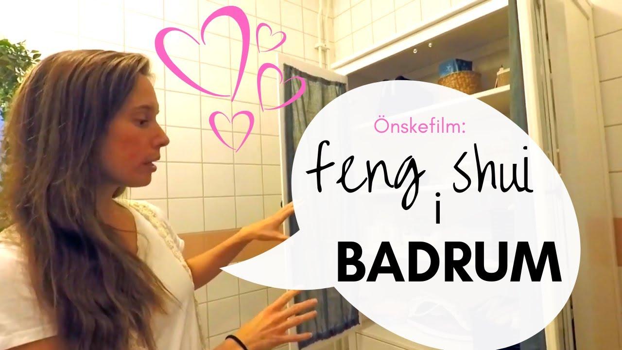 Feng Shui I Badrum Hur Du Inreder Ditt Badrum Med Feng Shui Youtube