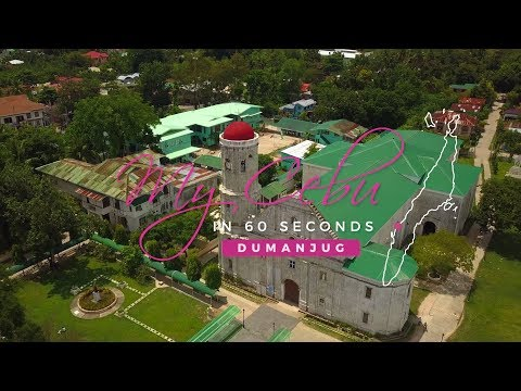 My Cebu in 60 seconds - Dumanjug