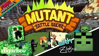 Mutant Battle Arena | with ZloyXP | Minecraft Bedrock Edition