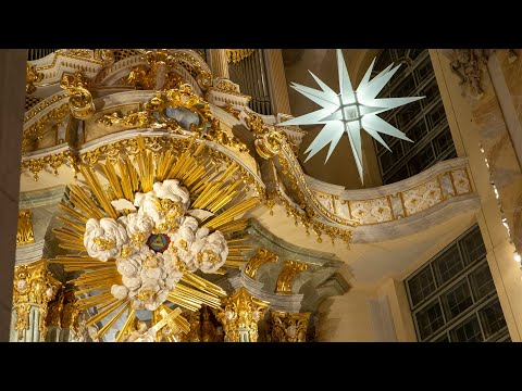 Christvesper am Heiligabend 2020 aus der Frauenkirche Dresden