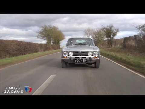 Classic Alfa Romeo 2000 GTV review