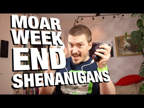 Moar Weekend Shenanigans - FunFunFunction #23