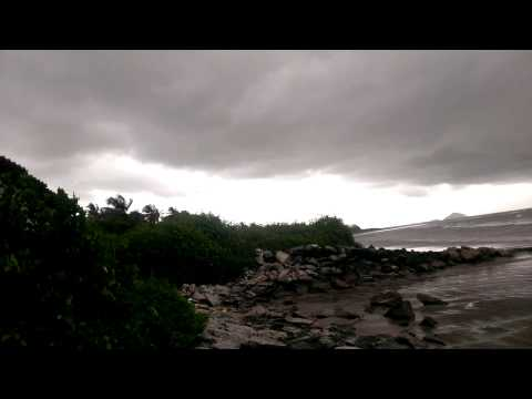 Monsoon at Arabian Sea