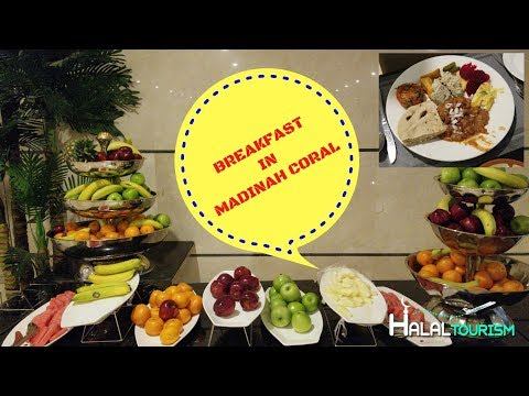 Umrah Part 18 | Breakfast At Coral Al Madinah Hotel | Sara Int. Travel