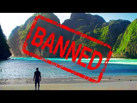 Touristic Attractions that Banned Tourism!