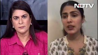 Rhea Chakraborty Interview: Sushant Family Opened Pandora's Box On Drug Use