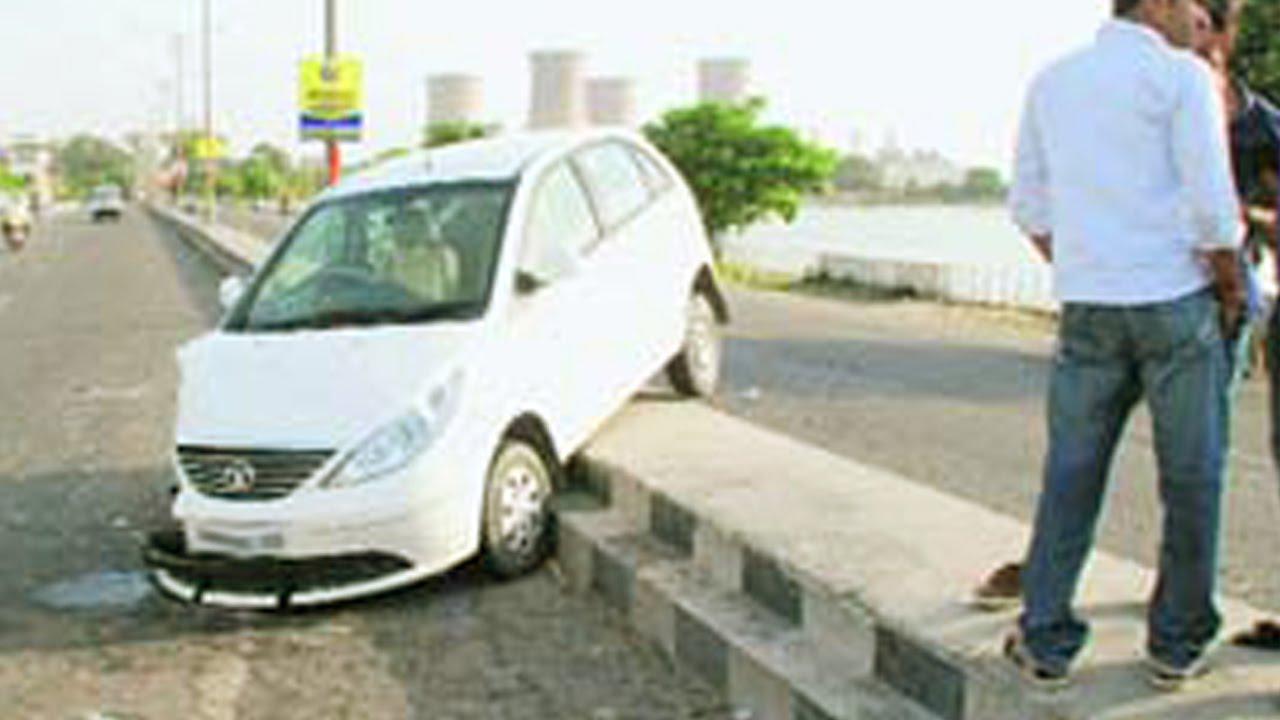 Price Is Right Car Crash