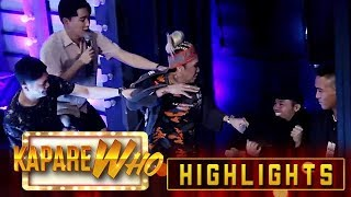 Vice runs after a member of XB Gensan | It's Showtime KapareWho