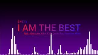 [UTAU + VOCALOID COVER] 2NE1 + Kikyuune Aiko, KYE, Denki Sai, Hatsune Miku - I AM THE BEST (JP ver.)