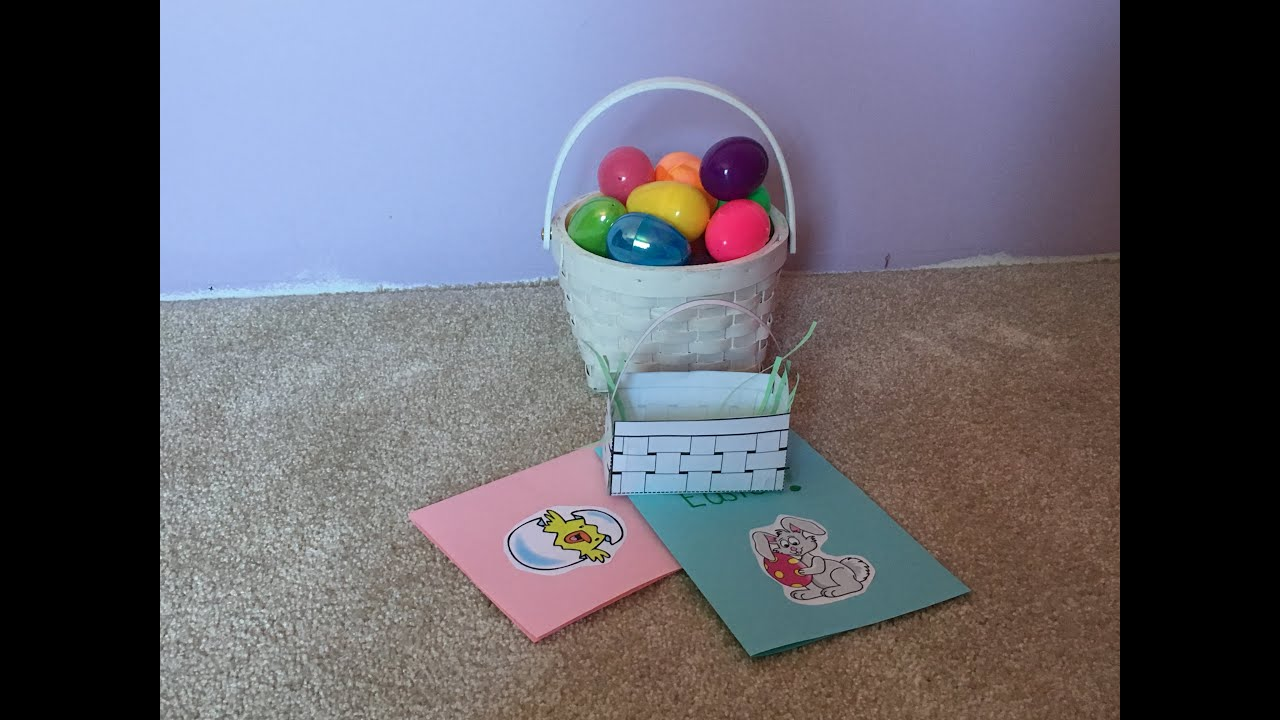 Diy last minute easter gifts quick and easy youtube diy last minute easter gifts quick and easy negle Choice Image