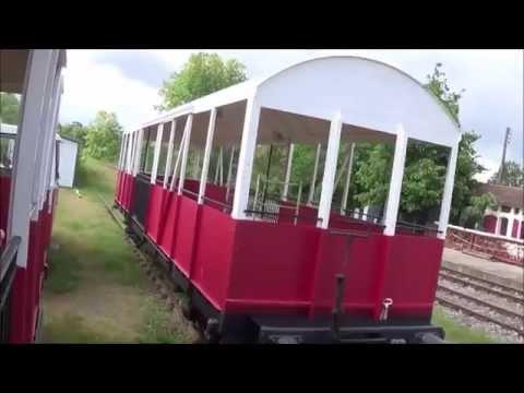 Train touristique de Nérac CFTPA pays de l'Albret