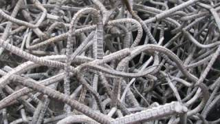 SSI's Shred of the Month: Steel Rebar Shredding (D)