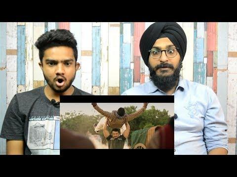 YAJAMANA Trailer REACTION | Darshan Thoogudeepa | V Harikrishna | Parbrahm&Anurag