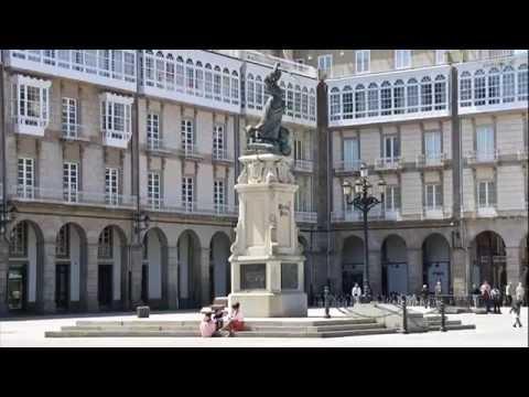 La Coruna, Spain - April 29, 2016