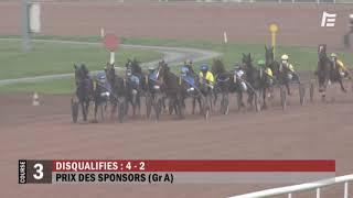 Vidéo de la course PMU PRIX DES SPONSORS (GR A)